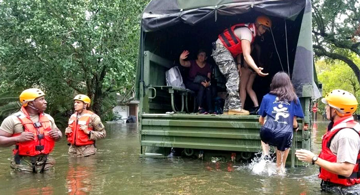 The ALS Association Disaster Relief Fund