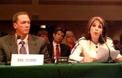 Kate Linder Testifies