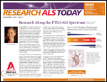 Research ALS Today Spring 2011